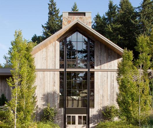 Casa de campo / Olson Kundig