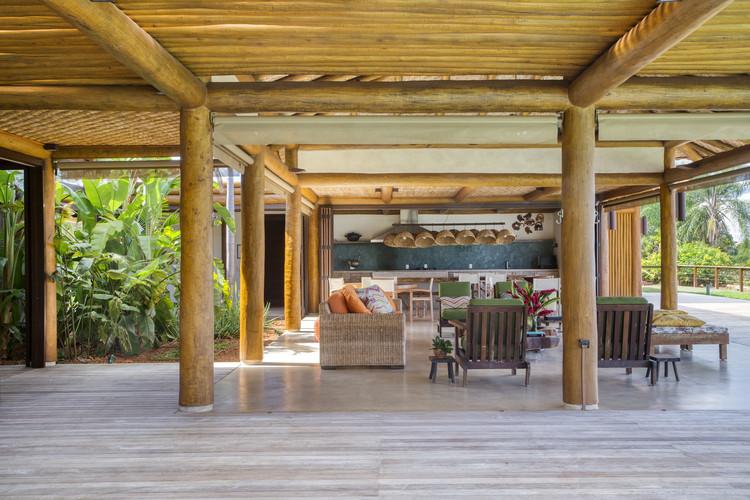Residência EA / Solange Cálio Arquitetos, © Denilson Machado – MCA Estúdio