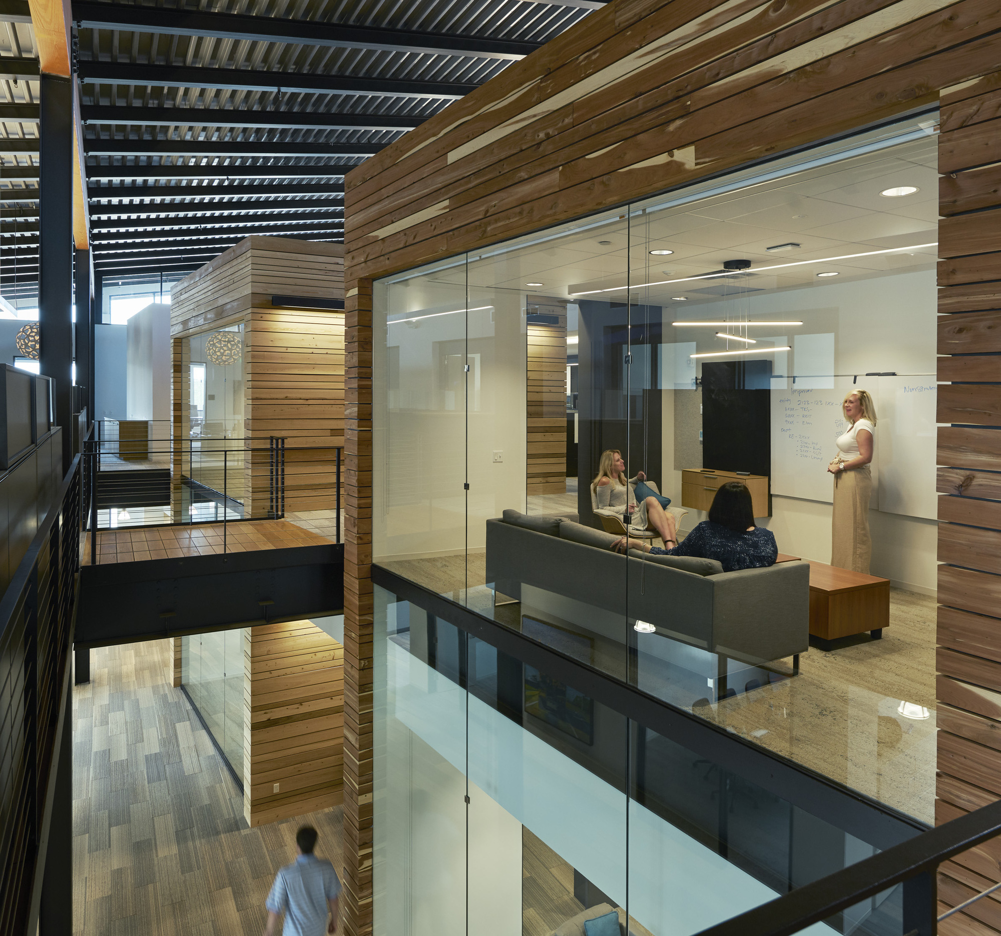 Rayonier Corporate Headquarters / Polk Stanley Wilcox Architects ...