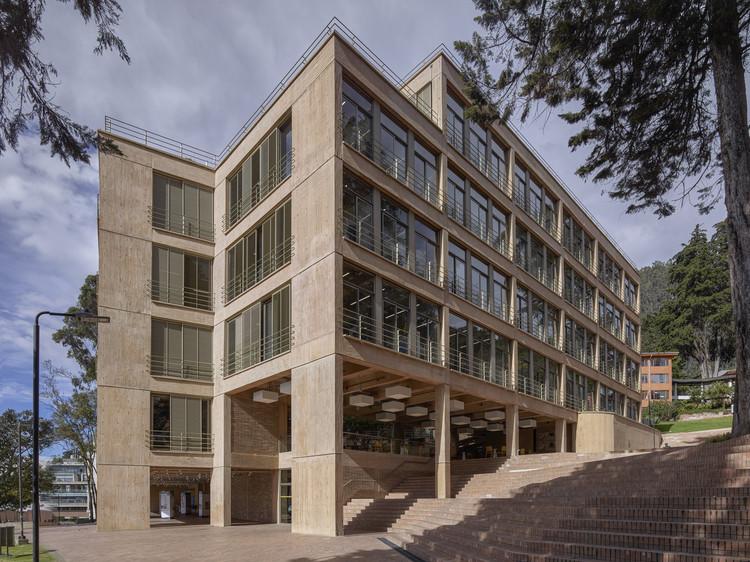 School of Architecture, Universidad de los Andes / Bermúdez Arquitectos, © Enrique Guzmán G.
