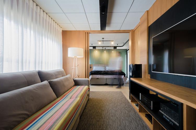 Apartamento MAS / AL7 arquitetura e interiores, © Helder Ferrari