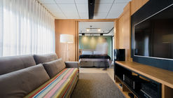 Apartamento MAS / AL7 arquitetura e interiores