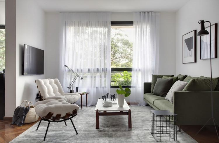 Apartamento Moras / CGA Arquitetos, © Marco Antônio