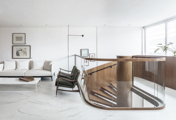 Escritório Silveiro Advogados / Estúdio BG + LVPN Arquitetura, © Cristiano Bauce