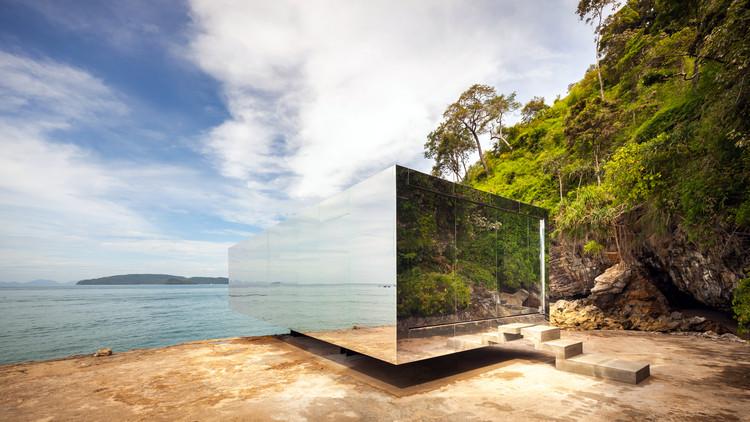 No Sunrise No Sunset Pavilion / Walllasia, © Spaceshift Studio/ Pirak Anurakyawachon