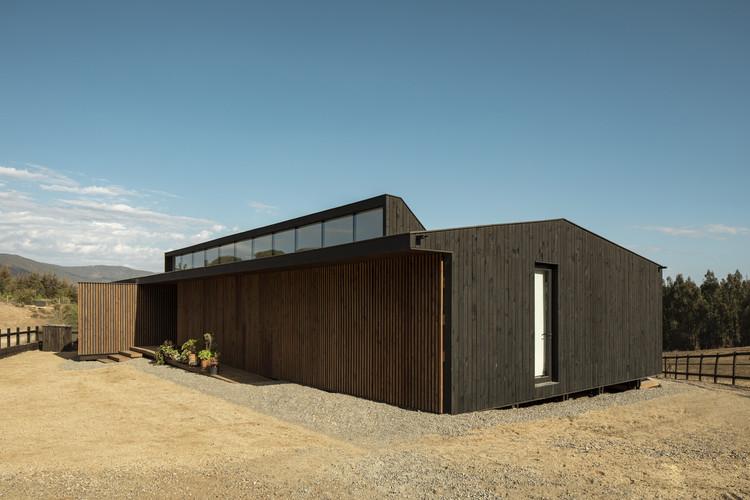 La Divisa House / GVAA, © Pablo Casals Aguirre