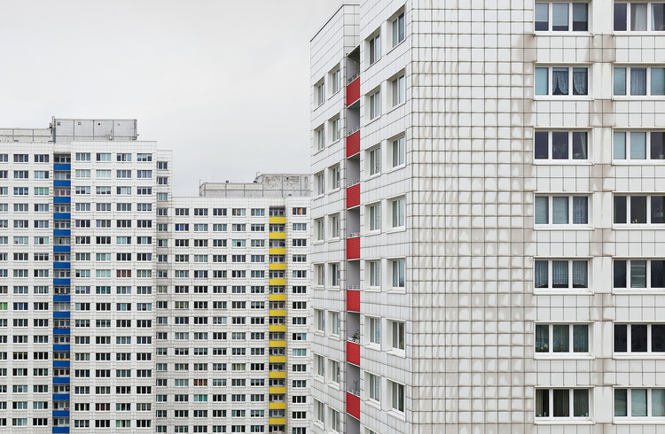 Overlooked Concrete Suburbs of Central and Eastern Europe, © Zupagrafika