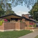 Robie House. Image © James Caufield for Frank Lloyd Wright Trust