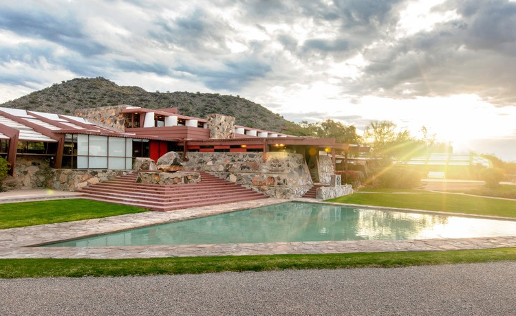 Taliesin West. Image © Jill Richards