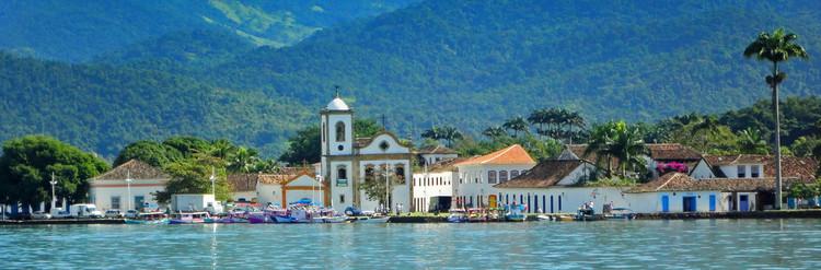 Paraty e Ilha Grande recebem título de Patrimônio Mundial da Unesco, Local é o primeiro sítio misto do Brasil, reconhecido por cultura e natureza. Image Cortesia de Iphan