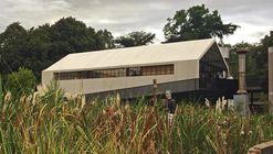 Cowork Greenhouse Pavilion / Steverlynck+Iglesias Molli Arquitectos