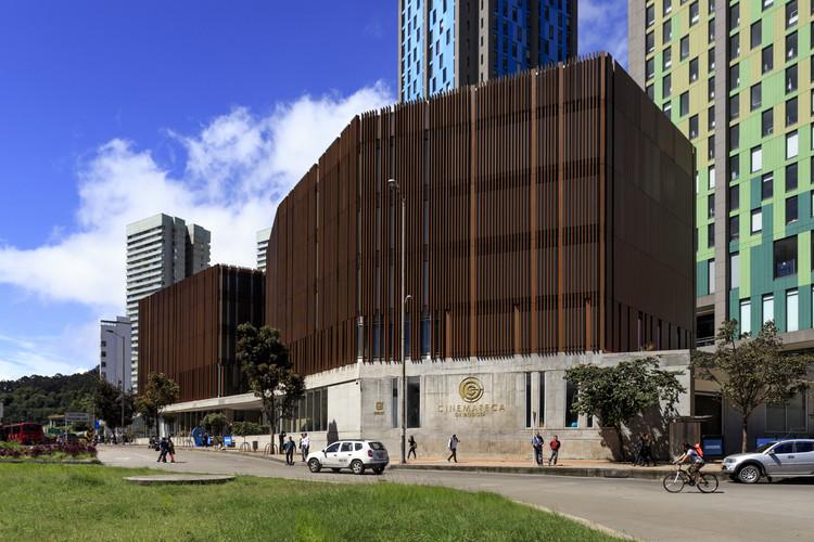 Centro cultural de las artes audiovisuales, nueva cinemateca de Bogotá / Colectivo 720, © Llano Fotografía
