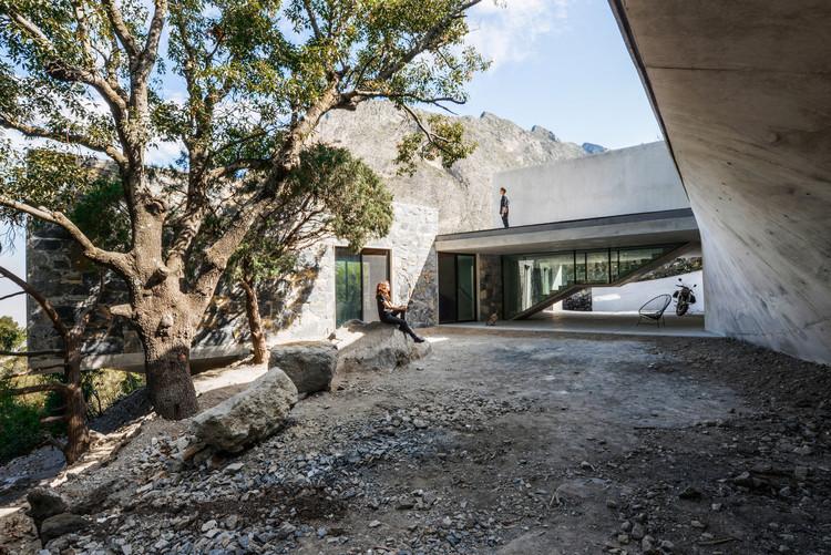 Bedolla House / P+0 Architecture , © FCH fotografía y Juan Benavides