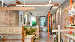 Down the Rabbit Hole Store  / Kilogram Studio