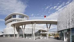 Palais des Congrès & Casino Cap d'Agde / A+Architecture