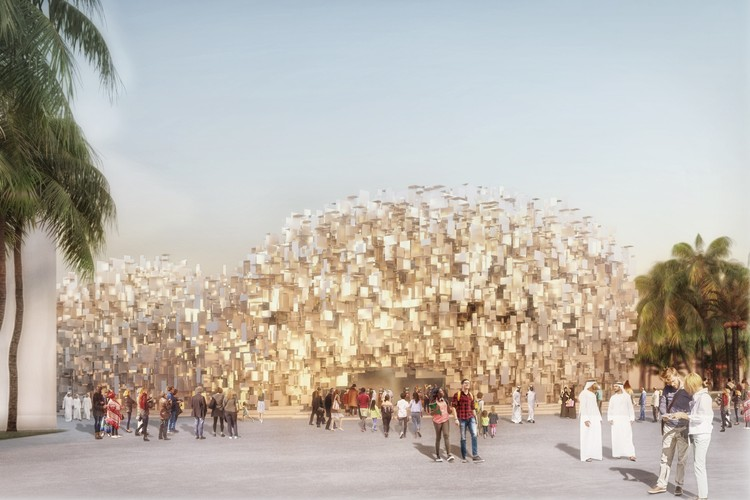 Partisans Unveils Expo 2020 Canada Pavilion Proposal, Courtesy of Partisans