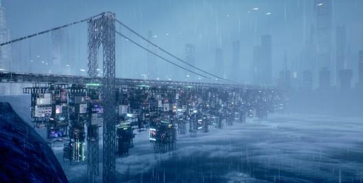 Urban Below - Still shot. Authorship: Han Wu & Studio 35mm (Hamid Khalili – University of Melbourne)