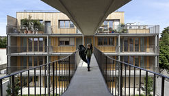 26 Passive Apartments  / Benjamin Fleury