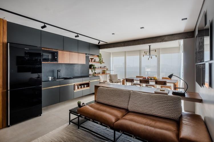 Apartamento RJ / ZALC Arquitetura + Rua 141, © Nathalie Artaxo