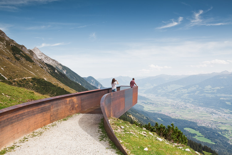 Path of Perspectives Panorama Trail / Snohetta, © Christian Flatscher