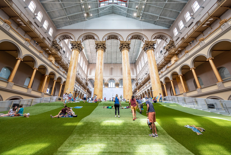 National Building Museum Tag Archdaily