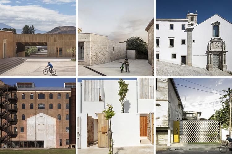 Estos son los 32 proyectos finalistas de la XI BIAU 2019, Montaje con imágenes vía XI BIAU