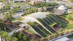 INBAR Garden Pavilion / Studio Cardenas Conscious Design