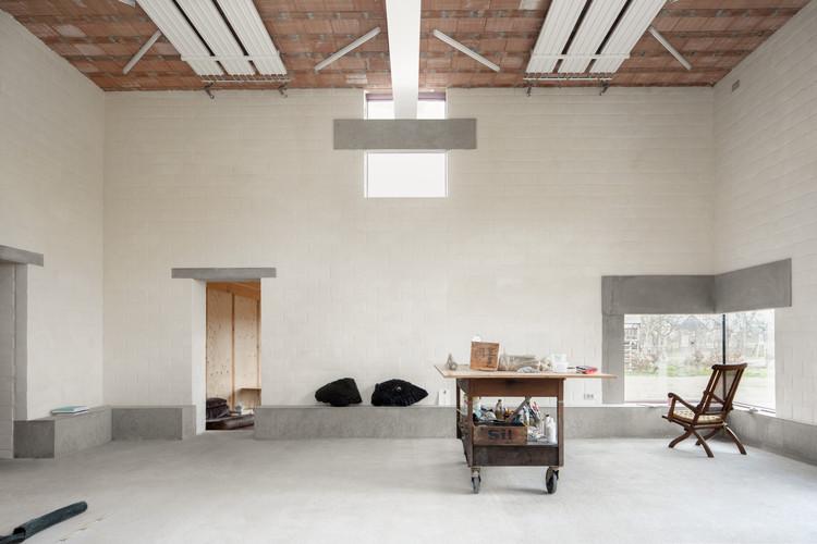 Studio SDS / Graux & Baeyens Architects, © Jeroen Verrecht