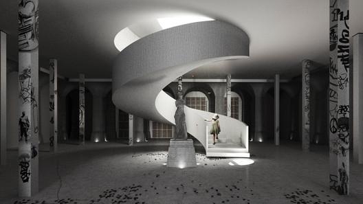 """""""Stairway to Heaven"""" . Image © Thomas Jensen"""
