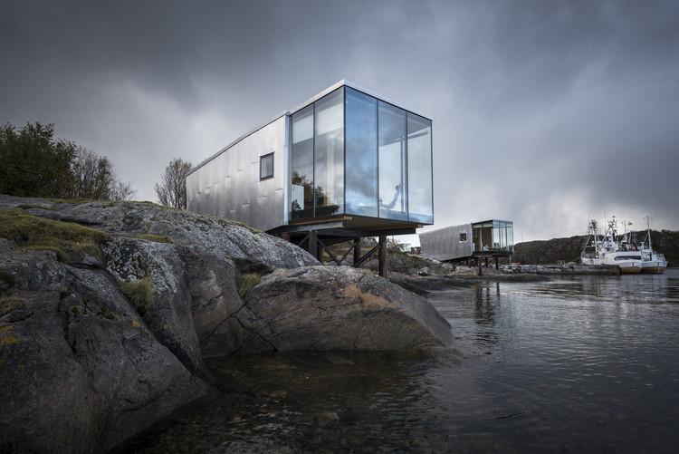 Cabanas Manshausen 2.0 Island Resort / Stinessen Arkitektur, © Adrien Giret