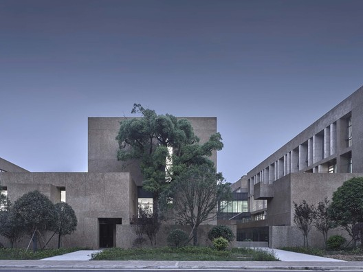 The Graduate School. Image © Digital Photography Studio