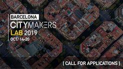 Barcelona CityMakers Lab 2019: convocatoria de aplicaciones