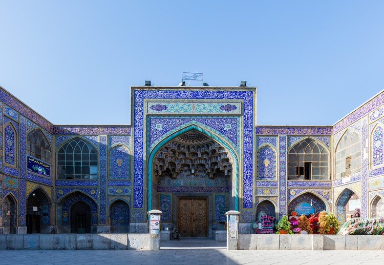 Iranian Architects Announce Inaugural Isfahan Prize, Courtesy of Isfahan Prize Council