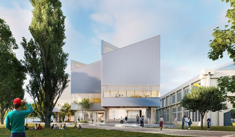 John Wardle Architects Unveils New Design for University of Tasmania Campus, Courtesy of John Wardle Architects