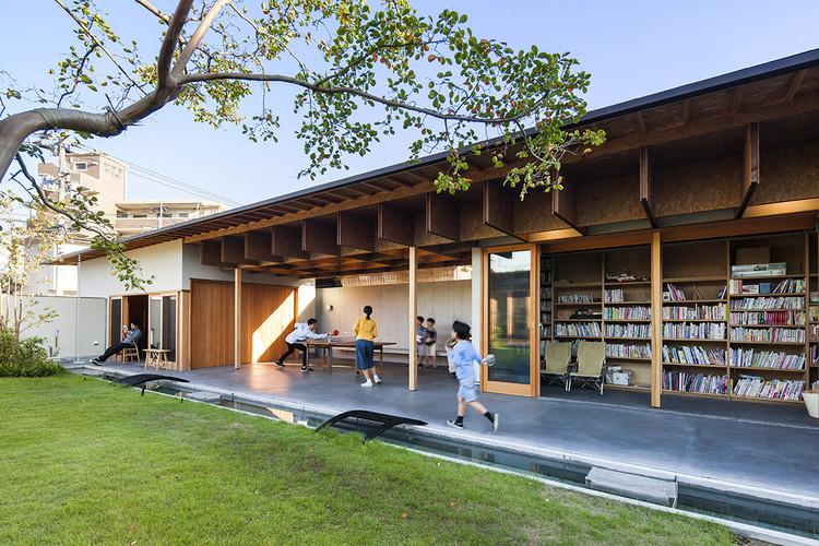 Hogan House / Furumori Koichi architectural design studio, © Kyoko Omori