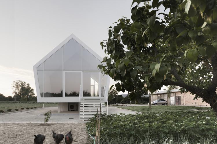 House in the Orchard / LDA.iMdA architetti associati, © MEDULLA studio