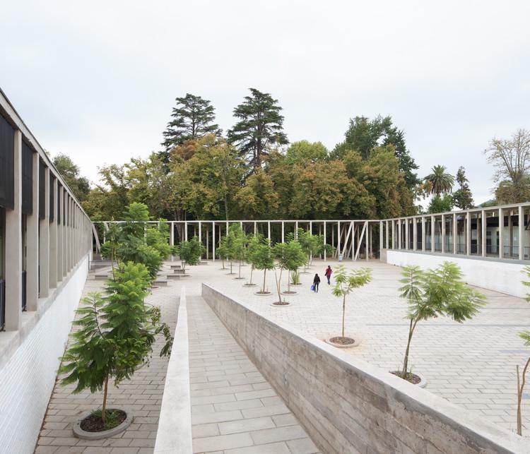 Nueva Municipalidad de Nancagua / Beals Lyon Arquitectos, © Felipe Fontecilla