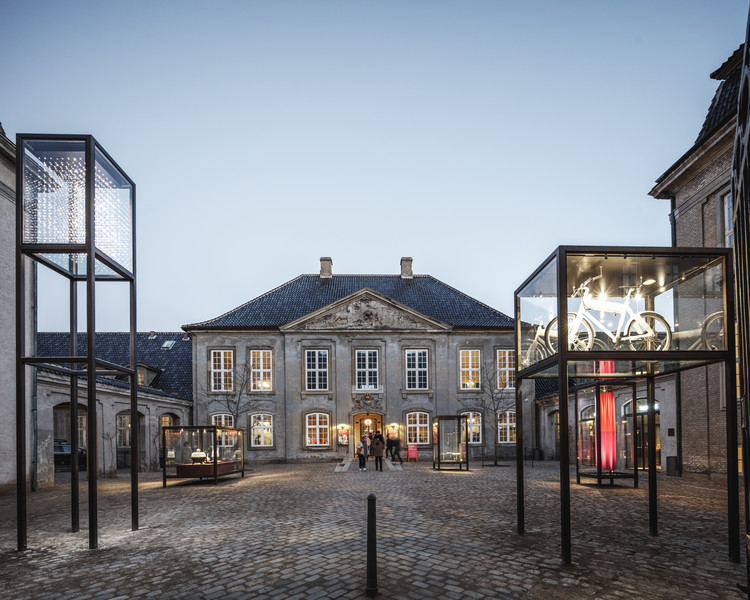 Museu do Design da Dinamarca / Cobe, © Rasmus Hjortshøj - COAST