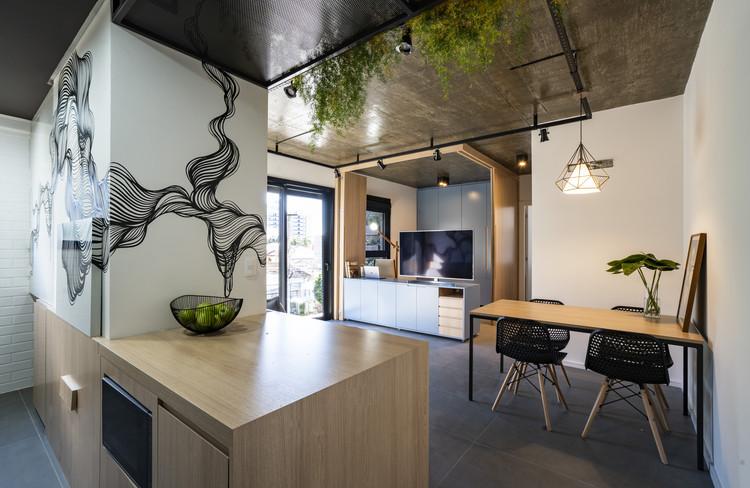 Apartamento EC / Oficina Conceito Arquitetura, © Roberta Gewehr