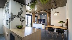 Apartamento EC / Oficina Conceito Arquitetura