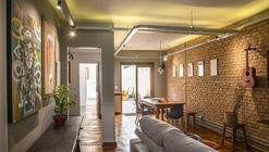 Residência Pinheiros / LCAC Arquitetura