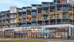 Design Hostel / Holzer Kobler Architekturen + Kinzo