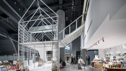 Retail Space Strategy of Yitiao.tv / Atelier Archmixing