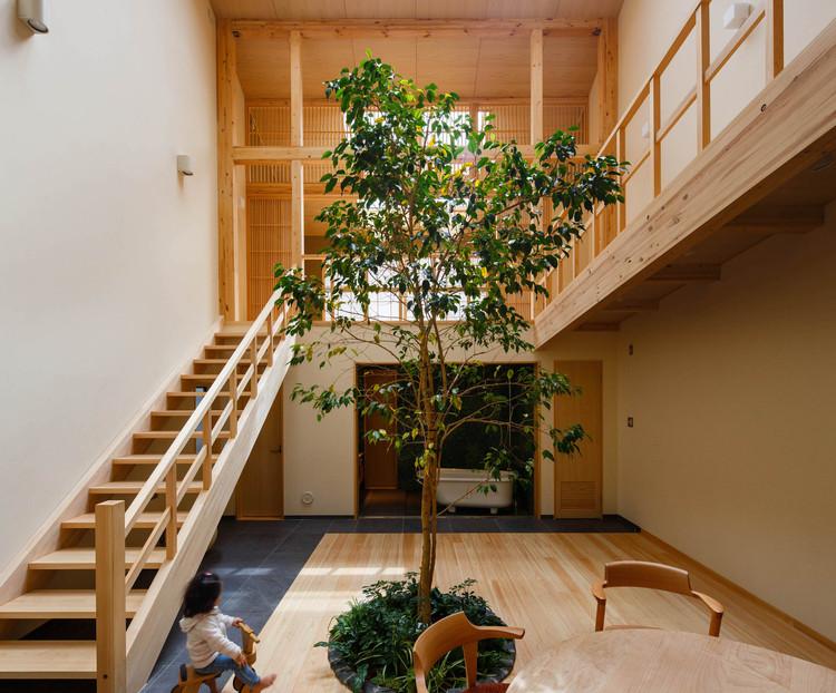 House in Kyoto / 07BEACH, © Yosuke Ohtake