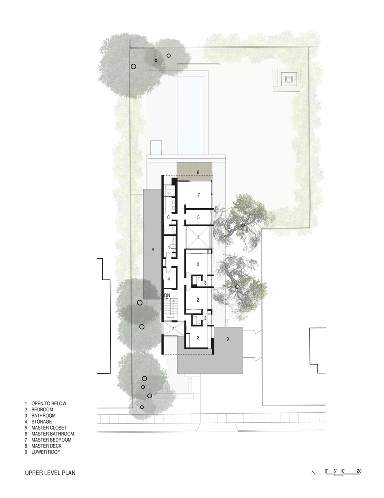 Gallery of Tree House / Aidlin Darling Design - 13 on tree house ladder design, tree house interior design, small house floor design, tree house roof design,