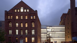 Pratt Institute, Higgins Hall / Steven Holl Architects