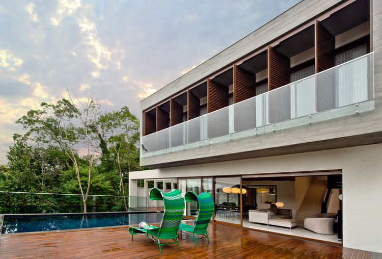 Casa Alto do Glória / Tufi Mousse Arquitetura, © Lio Simas
