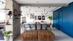 Apartamento Cesar Zama / LVPN Arquitetura + Caco Cruz