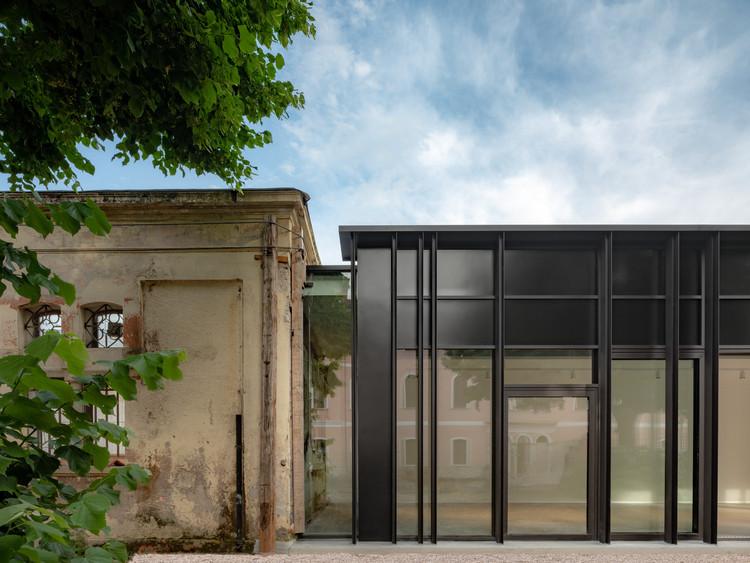 Polo del Gusto Pavilion / EXiT architetti associati, © Marco Zanta