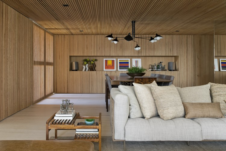 Apartamento FB / Jacobsen Arquitetura, © Alain Brugier